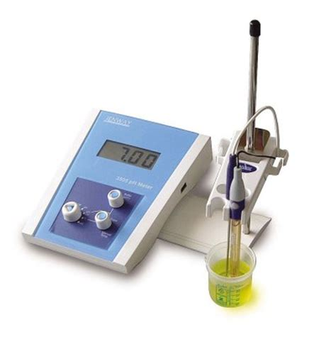 phs lab bench jenway 3505 ph mv temperature meter