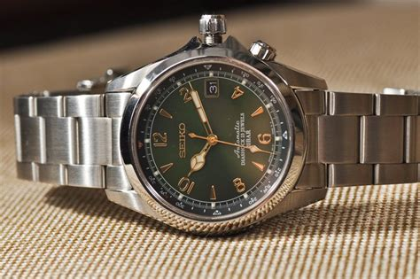 FS: Seiko SARB017 Alpinist with box and papers in Canada   myWatchMart