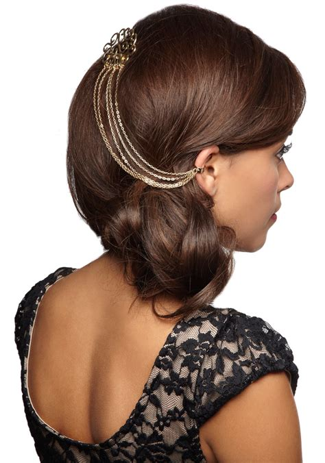 25 flirty hair accessories you try styles weekly