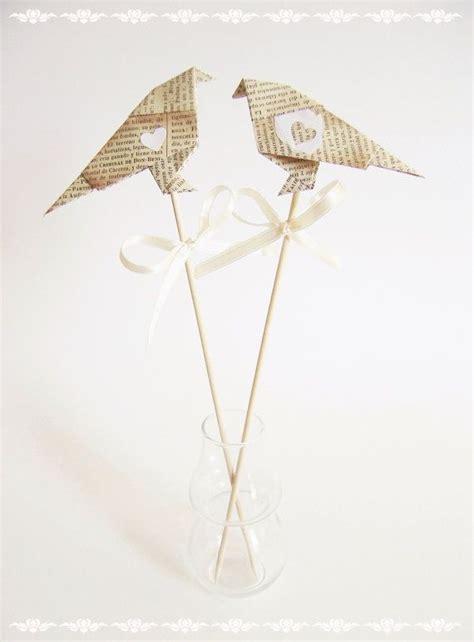 Origami Birds Wedding - 72 best images about origami wedding idea on