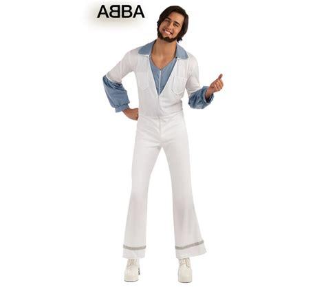 disfraces de abba tienda online de disfraces disfraces bacanal disfraz barato de benny cantante de abba para hombre por