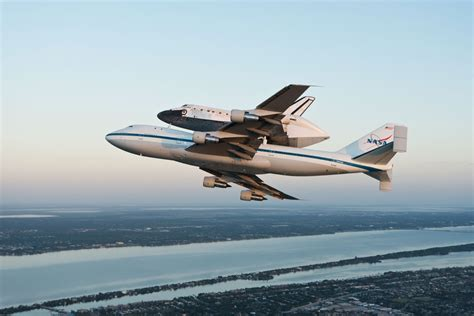 Space Shuttle Mayday Check Six jsc features go big or go home the shuttle carrier