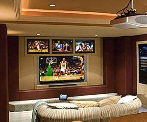 tvs for room this is an awesome tv setup for the media room plus a