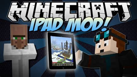 mods in minecraft ipad minecraft ipad use apps blow things up turn into a