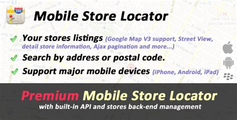 Mobile Location Finder With Address Mobile Store Locator Traclaborat