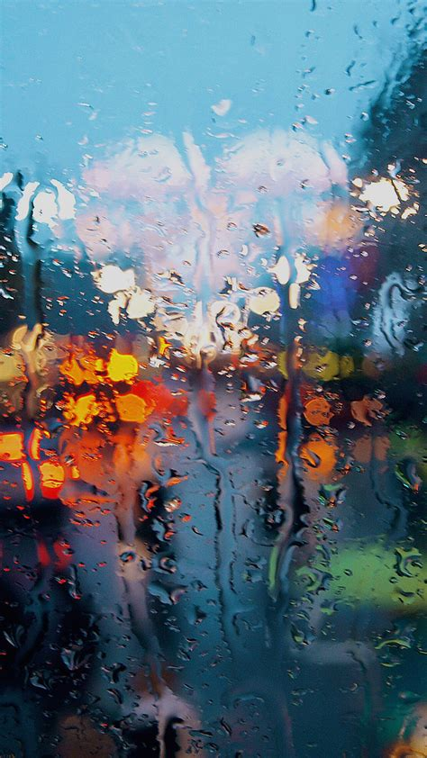 wallpaper for iphone 6 rain bokeh wallpapers for iphone and ipad
