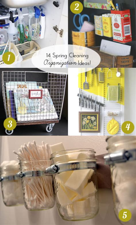 home organization blog diy ify 14 spring cleaning diy organization ideas bhg