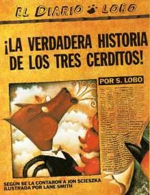 the three pigs el cuento de los tres cerditos cuentos m 225 gicos 161 la verdadera historia de los tres