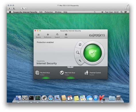 best virus software for mac kaspersky security for mac review macworld uk