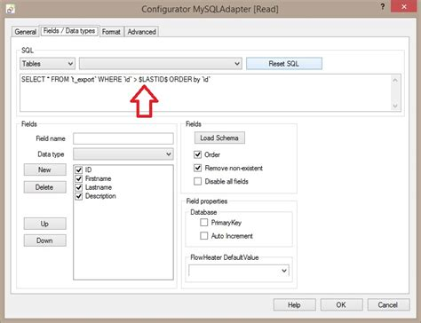 format csv mysql exporting only new mysql records to a csv text file