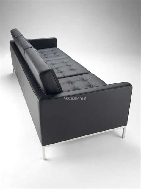 divano florence knoll divano sofa 3 posti florence knoll 1954 less is more