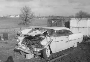 car crash car crash 1950s