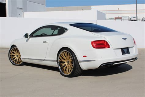 white gold bentley 2 wheels for bentley giovanna luxury wheels