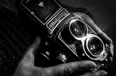 photography camera wallpaper black and white free stock photo of analog camera camera glare
