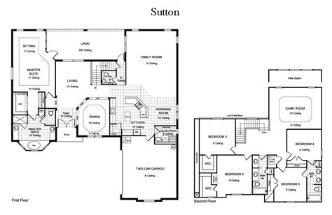 plantation floor plan the plantation floor plans genice sloan associates luxamcc