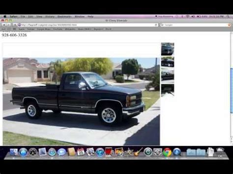 used cars for sale in vista az on craigslist