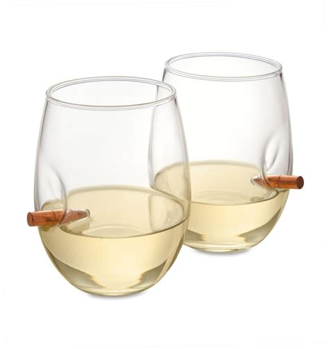 customized barware personalized monogrammed bulletproof wine glasses