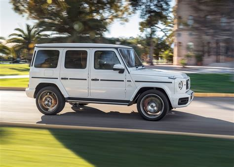 Mercedes Amg G63 by Mercedes Amg G63 Announced Now With 4 0 V8 Biturbo Cars
