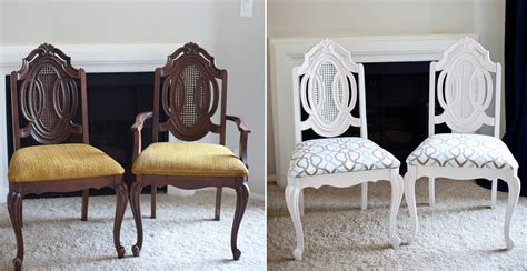 Upcycled Dining Room Chairs » Home Design