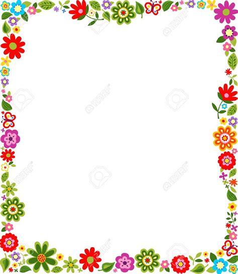 design flower border borders αναζήτηση google decorative borders
