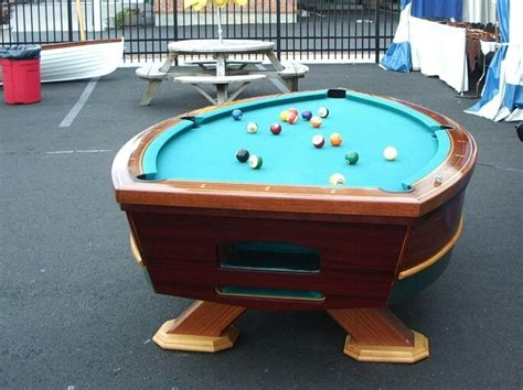 l shaped pool table pool table boat billiards pool table