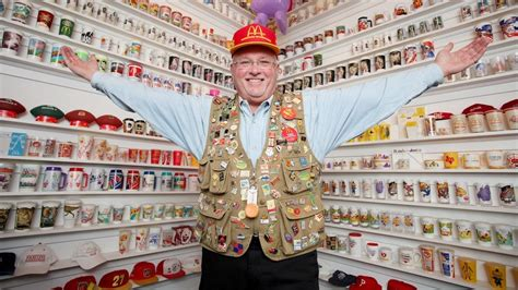 collecting the world the world s largest collection of mcdonald s memorabilia youtube