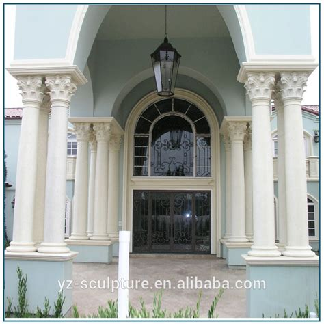 decorative marble design decorative roman marble building house design pillar for