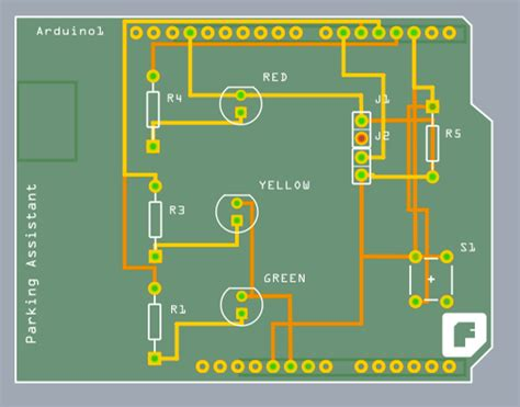pcb layout classes online arduino parking assistant fafoh