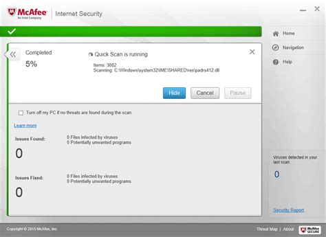 mcafee internet security 2016 mcafee protection mcafee internet security review comparison