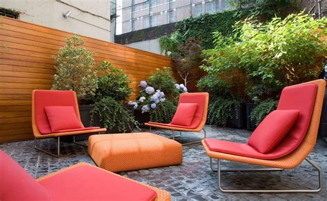 Soft Furnishings Patio Contemporary With Lounge Bordered Soft Outdoor Furniture