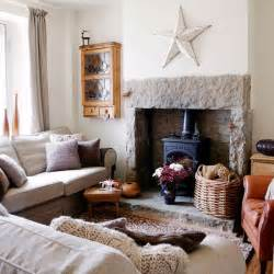 Country Livingrooms Textural Country Living Room Country Living Room Ideas