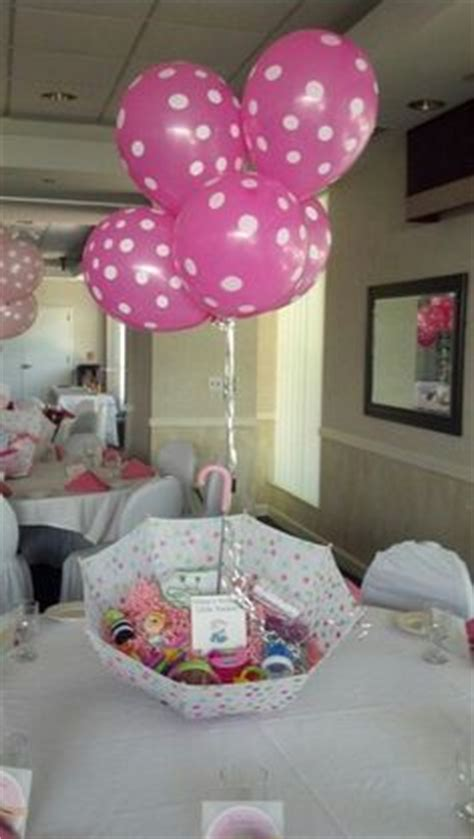 15 Easy To Make Baby Shower Centerpieces And Easy Diy Centerpiece Idea More Diy Baby Shower