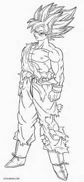 goku coloring pages games download