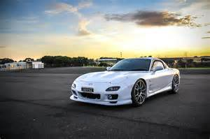 mazda rx 7 with a turbo k20 update engineswapdepot