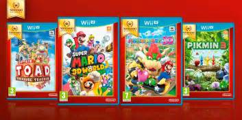 wii games added nintendo selects europe september nintendo