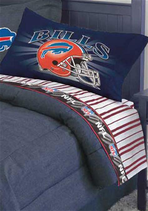 bills bedding buffalo bills queen size pinstripe sheet set