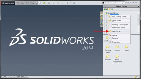 creating a ui pattern library how to create a solidworks notes library