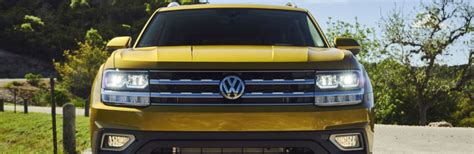 yellow volkswagen karak highway what are the 2018 vw atlas trim levels and prices