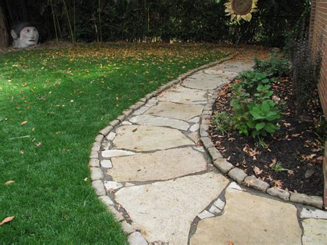 fake flagstone pavers new decoration how to lay