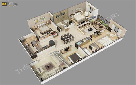 3d Floor Plan Rendering 3d floor plan rendering animation services studio