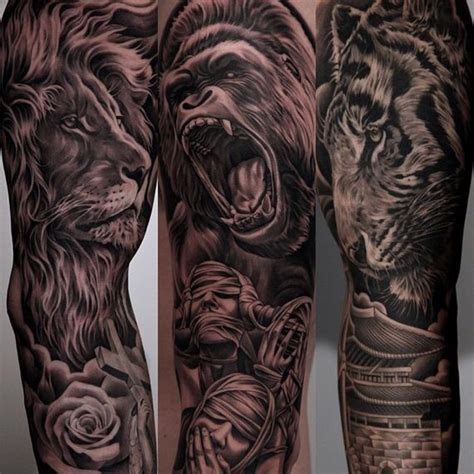the tattoo art of jun cha is absolutely incredible