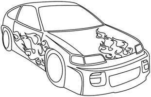 printable race car coloring pages coloring me