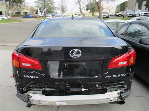 2008 lexus is 250 black black lexus is250 2008 www pixshark images