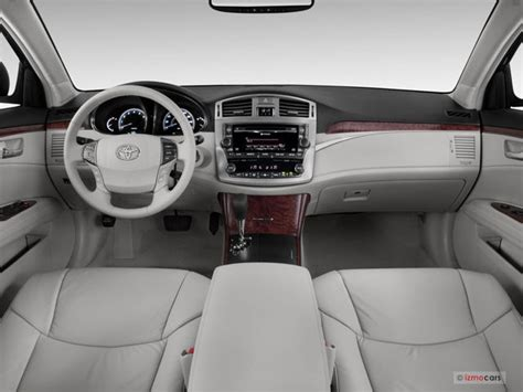 Toyota Avalon Interior Dimensions 2012 Toyota Avalon Pictures Dashboard U S News World