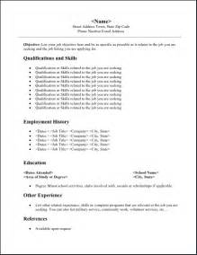 Functional Resume Template Download Pics Photos Functional Template Download