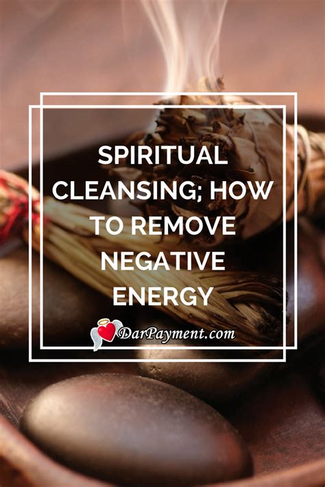 How To Do A Spiritual Detox by Spiritual Cleansing Removing Negative Energy Dar Payment