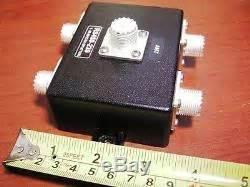 Dx Splitter Antenna 4 Way 4 way hf antenna splitter combiner rx 0 1 50 mhz so 239