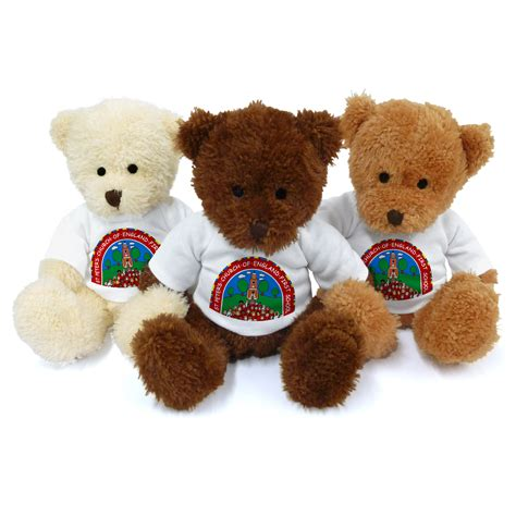 personalised teddy bear james school bears