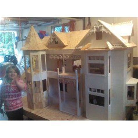 build your own dolls house build your own barbie dollhouse woodworking projects plans