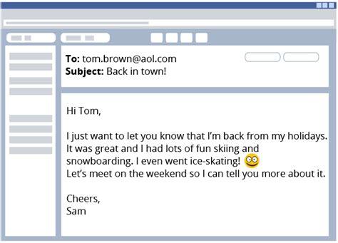 Offizielle Email Auf Englisch Verfassen Einer E Mail Englisch Klasse 9 Und 10 Kapiert De